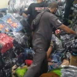 SATU KELUARGA Penjaga Gudang Pakaian Ditemukan Tewas Tertimbun Barang