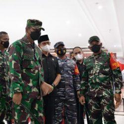 GILIRAN Labuan Amas Utara HST dan Desa Rampah Manunggul Kotabaru Sasaran TMMD ke-112