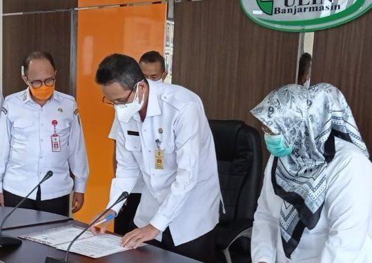 """""""DESAS-DESUS"""" Akhirnya Jabatan Direktur RSUD Ulin Banjarmasin Diganti"""