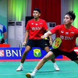 MELAJU KE FINAL, Indonesia Hajar Denmark 3-1 di Semifinal Piala Thomas