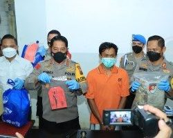 PERKARA MUTILASI Dilimpahkan ke PN Banjarmasin dan Bersiap Disidangkan