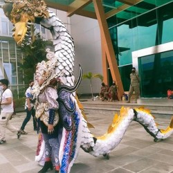 MODAL RP12 JUTA, Ikuti Carnaval BSF Angkat Thema Loksinaga
