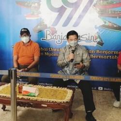 BANJARMASIN SASIRANGAN FESTIVAL Digelar Secara Online dan Offline