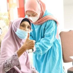 KALSEL SUMBANG 39 dari Tambahan 1.384 Kasus Baru Positif Covid-19 di Indonesia