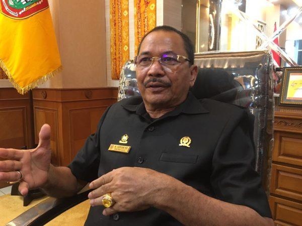 KEDEPAN Evaluasi Atlet dan Ketua Dewan Kalsel Beri Bonus yang Berprestasi di PON XX