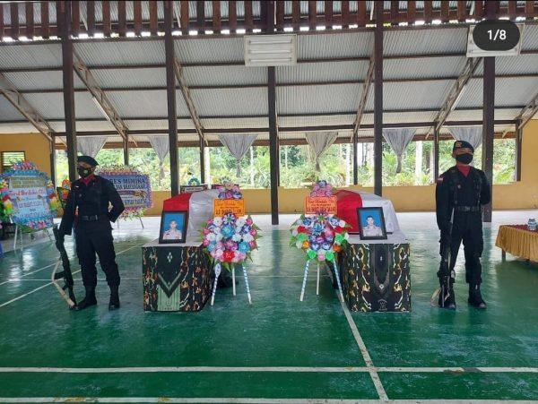 DUA Anggota Brimob Polda Kalsel Gugur di Papua, Hari Ini Jenazah Tiba di Bandara Syamsuddin Noor