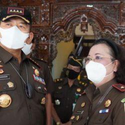KUNKER Jaksa Agung ke DI Yogyakarta dan Berbagai Hal Ditekan ke Jajaran Adhyaksa