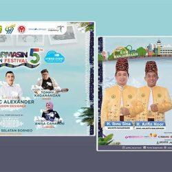 BANJARMASIN Sasirangan Festival ke-5 Tahun 2021 Berlangsung Tiga Hari