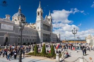 Palácio Real em Pontos Turísticos em Madri