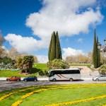 Jardins do Palácio Real Madri Espanha