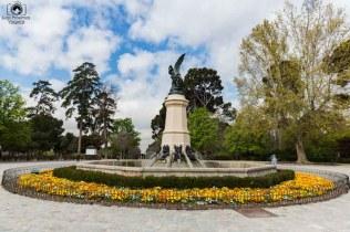Parque de El Retiro em Pontos Turísticos em Madri
