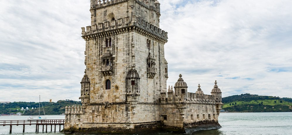 Torre de Belém em Lisboa - Portugal