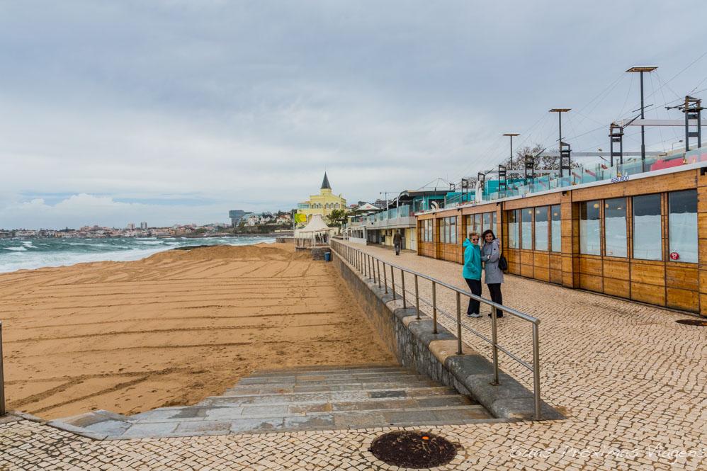 Restaurantes da Praia de Tamariz