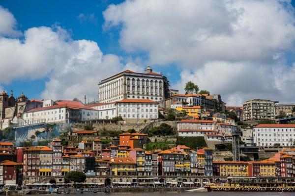 Vista de Porto desde Gaia