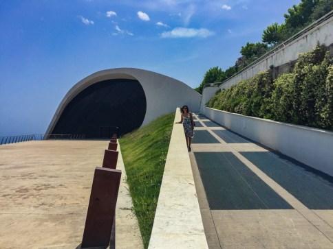 Ravello- Oscar Niemeyer