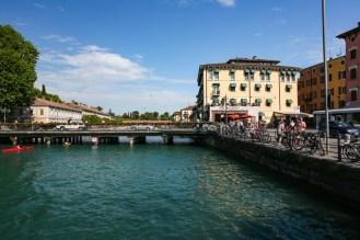 Ponte sobre o Lago Garda