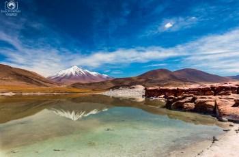 Passeio às Piedras Rojas no Deserto do Atacama