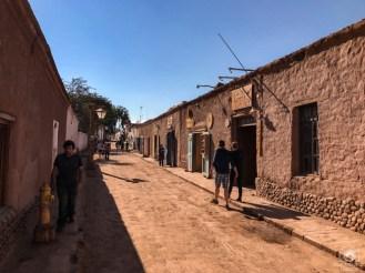 Caracoles em San Pedro de Atacama