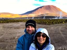 Geysers del Tatio - Atacama