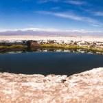 Ojos del Salar no Roteiro 5 dias Deserto Atacama