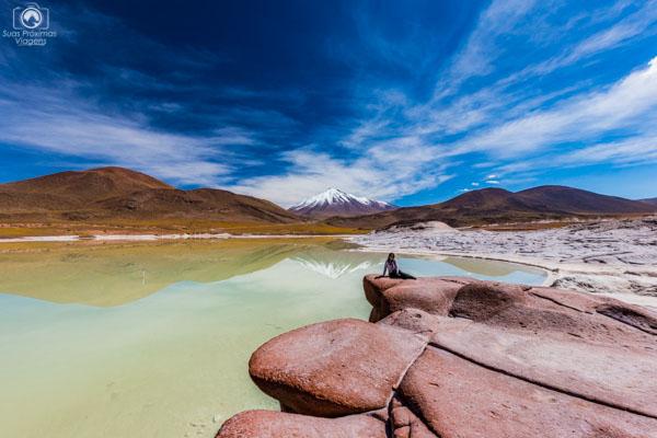 Piedras Rojas no Roteiro do Atacama