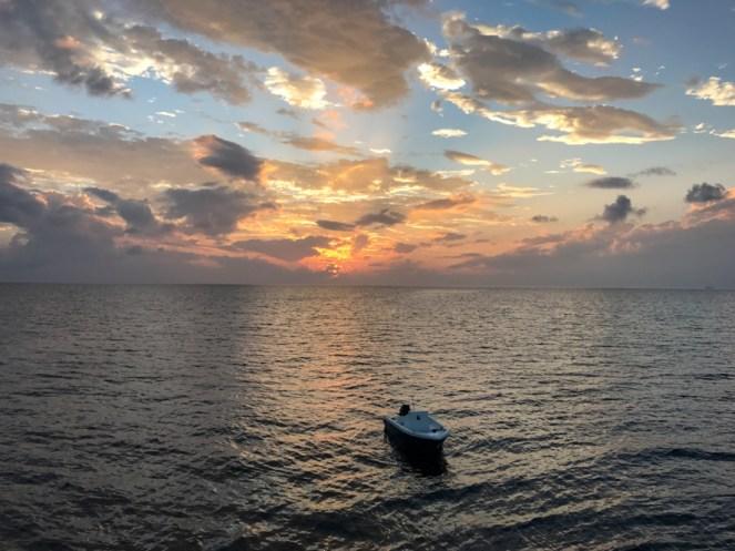 Pôr do Sol Maldivas