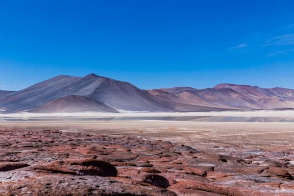 Vista Panorâmica das Piedras Rojas