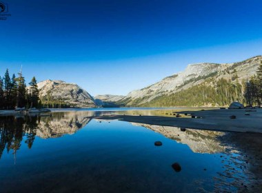 Tanaya Lake no Yosemite um dos Parques Americanos ou National Parks