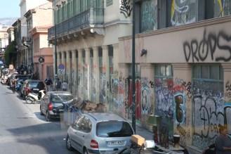 Reflexo da Crise em Atenas