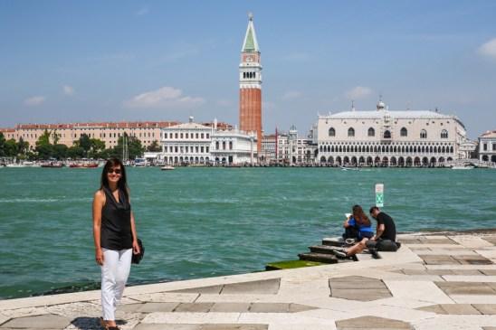 Vista da Piazza de San Marco