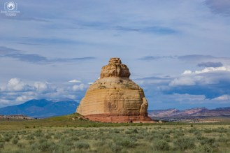 Caminho para Moab e Arches