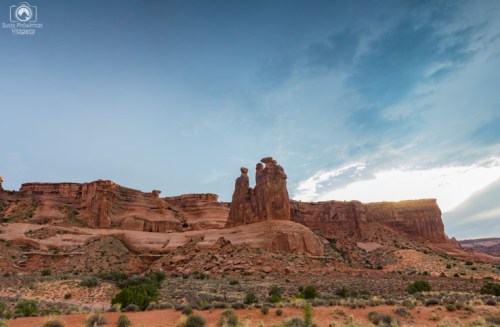 The Tree Gossips at Arches National Park
