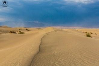 Mesquite Flats no Vale da Morte