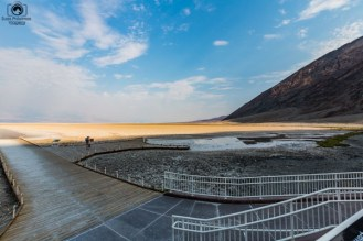 Badwater Basin no Death Valley