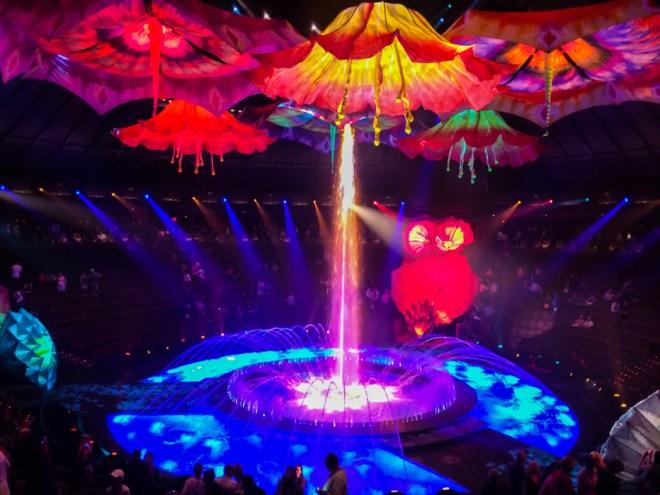 O que fazer em Las Vegas - Foto do Show Le Rêve em Las Vegas