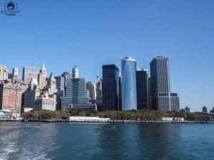 Vista do Skyline de Manhattan