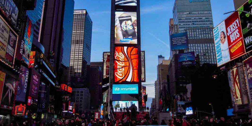 Times Square em Melhores Passeios em Nova York