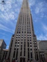 Edifício Rockefeller Center em Nova York