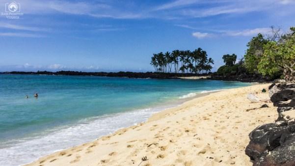 Mahai-Ula Bay no Havaí