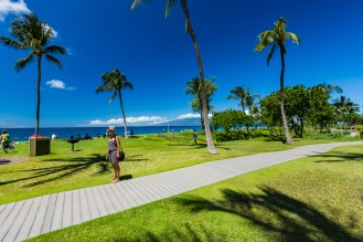 Baia de Honokowai em Maui