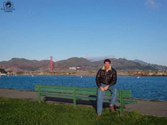Vista do Parque do Presídio nas Melhores Dicas de San Francisco