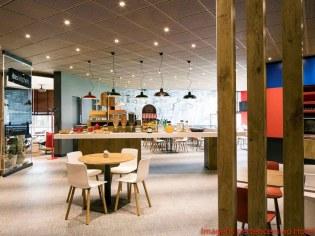 Buffet Café da Manhã do IBIS Porto e Gaia