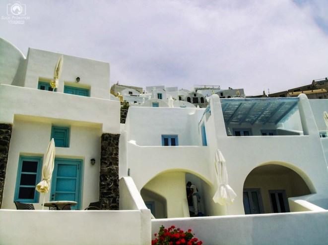 Hotel Tholos em Santorini