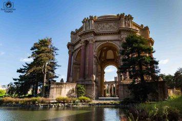 Palace of Fine Arts nas Melhores Dicas de San Francisco 3