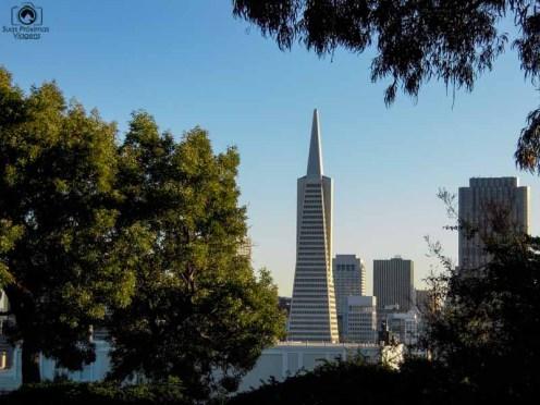 Transamerica em o que fazer em San Francisco viagem