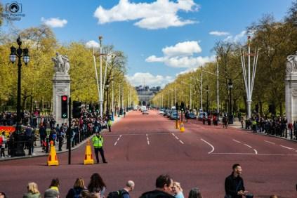 The Mall Avenue em O que fazer em Londres