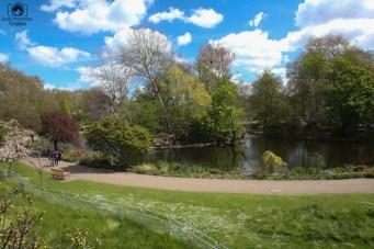 St James Park em O Que Fazer em Londres