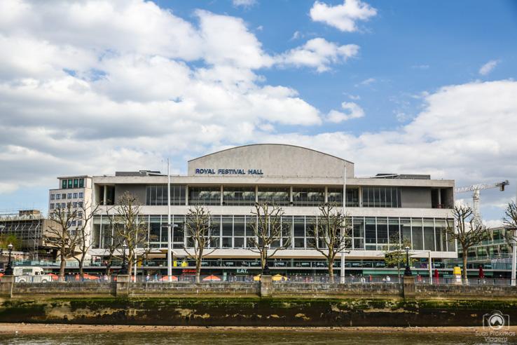 Royal Festival Hall nas melhores dicas de Londres