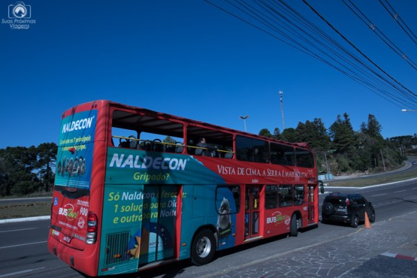 Ônibus Turístico nas Melhores Dicas de Gramado e Canela