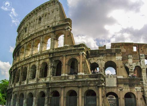 Coliseu em o que Melhores Dicas de Roma